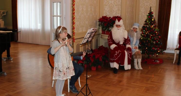 Karácsonyi és Új évi ünnepi rendezvény