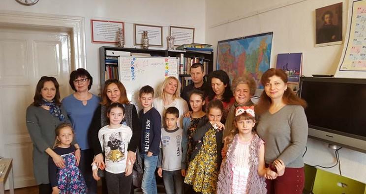 День открытых дверей в школе – студии «Алфавит»