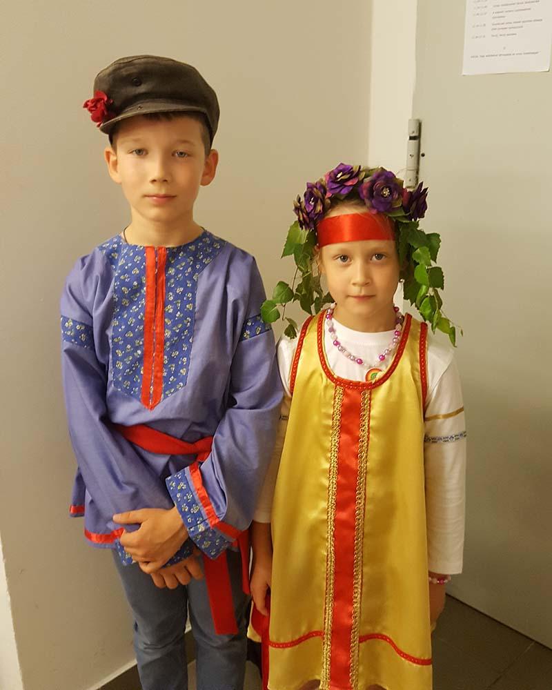 Артём и Лиза