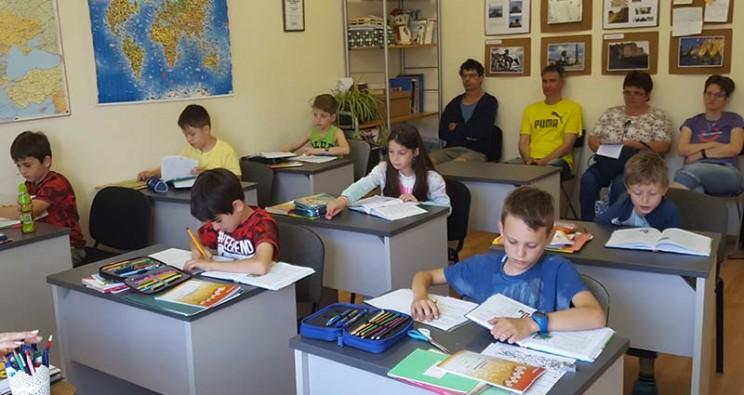 Nyilt Nap az Alfavit orosznyelv iskolában