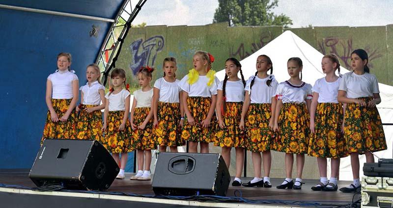 Детский музыкальный коллектив