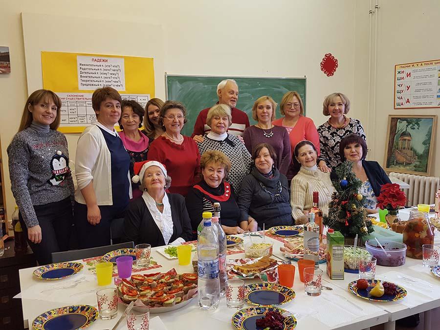 Рождественские праздники в школе «Алфавит»