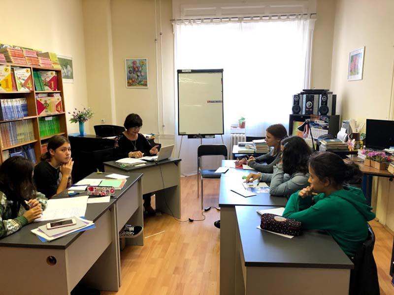 Nyílt nap az Alfavit orosz nyelvű iskolában